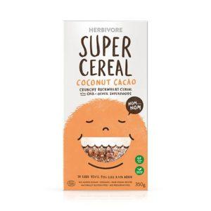 Herbivore Super Cereal Cacao & Coconut