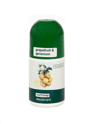 Earthsap Grapefruit & Geranium Roll-On Deodorant