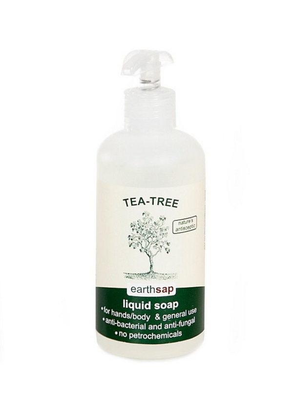 Earthsap Tea Tree Liquid Soap