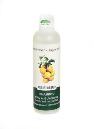 Earthsap Cleansing Grapefruit & Sugar Beet Shampoo