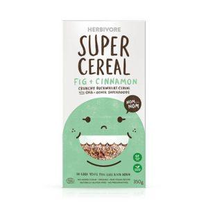 Herbivore Super Cereal Fig & Cinnamon