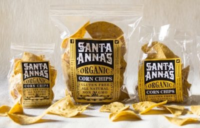 Saint Anna's Organic Corn Chips