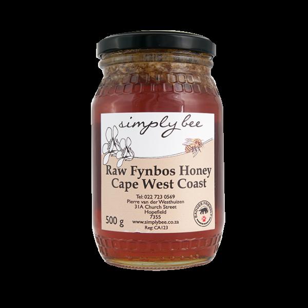 Simply Bee Pure Honey 500g