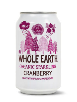 Whole Earth Cranberry Organic Drink
