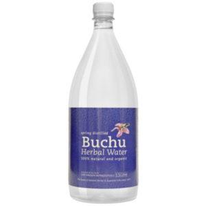 Buchulife Spring Distilled Buchu Water