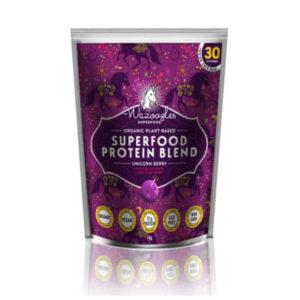 Wazoogles Unicorn Berry Superfood Protein Shake