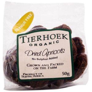 Tierhoek Organic Dried Apricots