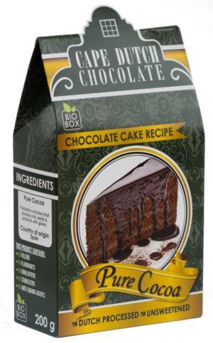 Cape Dutch Pure Cocoa (Dark)
