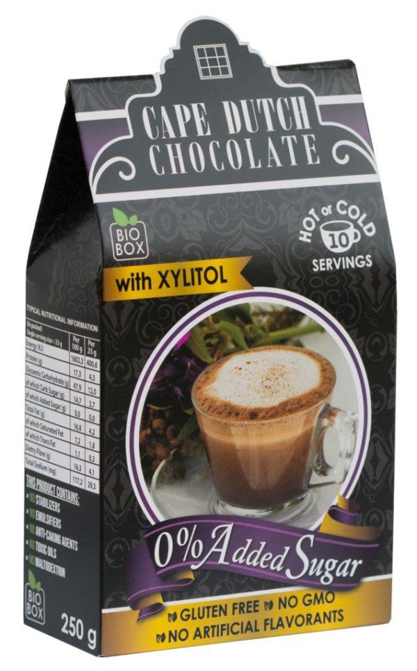 Cape Dutch 0% Added Sugar Hot Chocolate