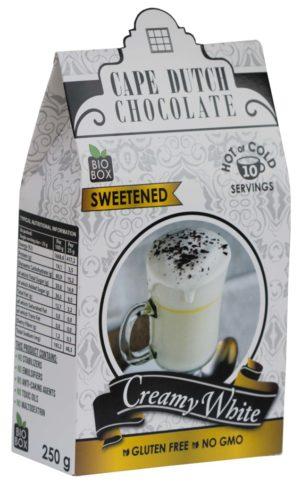 Cape Dutch Creamy White Hot Chocolate
